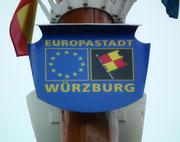 Stolz als Europa-Stadt und auch UNESCO-Weltkulturerbe