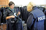 2015 Polizei-Uniform
