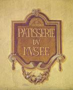 Nicht etwa «Pâtisserie-Museum» sondern die Pâtisserie beim Museum