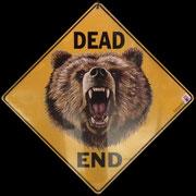 So, das war's. Ende aus. Bevor der Bär kommt . . .