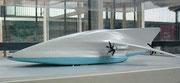 1977 Turboprop-Flugzeug für 1000 Passagiere . . .