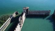 Der «Yachthafen» der ehemaligen Burgbesitzer