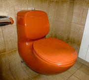 1980 Badezimmer-Serie COLANI Design - Hänge-WC