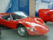 1963 Colani RS Spider. Kit-Car auf VW-Käfer-Basis