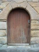 Alte Türe . . .