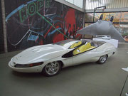 1992 Colani Spider (ohne Dach) auf dem Original-Chassis . . .