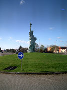 . . . die vom Colmarer Künstler Frédéric Auguste Bartholdi geschaffen wurde