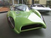 Eines der ersten Werke von Prof. Luigi Colani: Kit-Car auf VW-Käfer-Basis