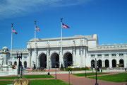 Der Hauptbahnhof (Main Station) von Washington D.C.