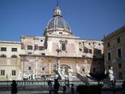 Eine Kirche, die dringend auf EU-Gelder wartet für eine umfassende Sanierung