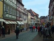 Selbstverständlich ist der grösste Teil der Altstadt Fussgängerzone