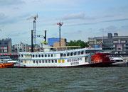 Wir sind immer noch in Hamburg, und nicht etwa in New Orleans !