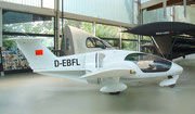 """Von der Idee der """"unorthodoxen"""" Bauweise und Anordung des Propellers und des Motors . . ."""