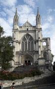 Die «Saint Paul's Anglican Cathedral» eine anglikanische Kirche