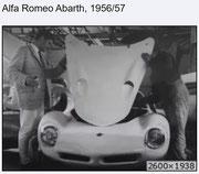 1957 - Alfa-Romeo Abarth