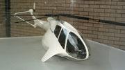 1996 Aerodymamic Helicopter für japanisches Helicopter-Unternehmen