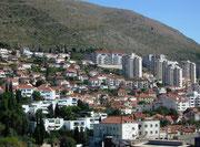 Dubrovnik wächst in die Höhe: Hang aufwärts und in Hochhäusern