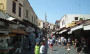 An zu wenig Touristen muss Griechenland noch nicht leiden