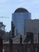 Luxemburg wäre allein eine Reise wert für Architektur-Fotos von Glas-, Stahl- und Beton-Bauten
