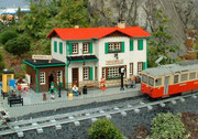 Bahnhof Maienfeld