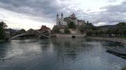 Und schon heisst es wieder «Leinen los» und «Servus Passau»