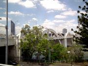 Schönes Beispiel einer Brücke, die nicht nach «08-15» ausschaut