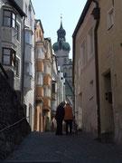 Laut Eigenwerbung der schönste Ort im Tirol...