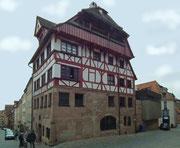 Dürer hiess eigentlich «Türer». Aber im Fränkischen gibt es kein «T» . . .