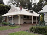 Dieses Haus war von 1928 bis 1978 das Schulhaus von Esperance