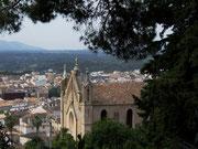 Blick auf San Salvador