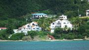 US Virgin Island ist nicht die Insel der armen (US)-Amerikaner