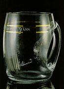 1971 Bierkrug-Serie für die WARNSTEINER Brauerei