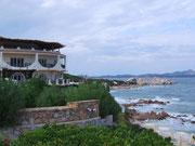 herrlich gelegen an der Costa Smeralda
