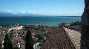 . . . und über den südlichen Gardasee