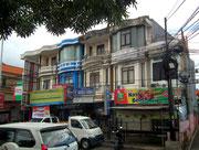 Dieses Geschäfts- und Wohnhaus entspricht eher dem Bali-Baustil