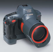 1983 Camera CANON T99 in sanftem Colani Design