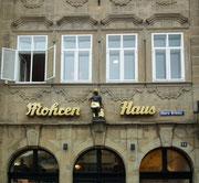 Bamberg ist stolz auf sein Mohren-Haus, dem «Haus für schöne Sachen»