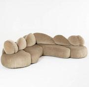 1971 Couch RENA für Rosenthal