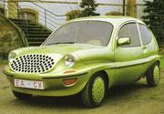1977 Prototyp für China auf Basis des VW-Polo