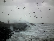 . . . und hohen Wellen