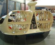 1978 Colani Hovercraft Luftkissenboot