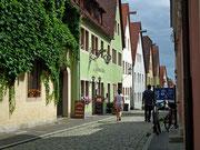 Schön restaurierte oder gut erhaltene Bauten sind ein «Muss»