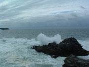 Und wieder Wasser und Wellen . . .