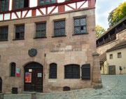 . . . darum nannte sich Dürer so wie es ein Franke ausspricht