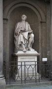 Filippo Brunelleschi ist stolz auf seine Kuppel auf dem Duomo di Firenze . . .