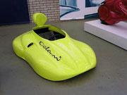 2006 Colani Go-Kart-Entwurf zusammen mit Alexander Hertel