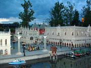 Piazza San Marco am Abend