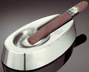 1999 Zigarren-Ascher in Edelstahl