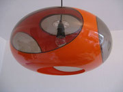 1972 Space Age Lamp UFO