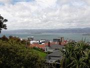 Von hier oben genießt man einen fantastischen Blick auf die Stadt